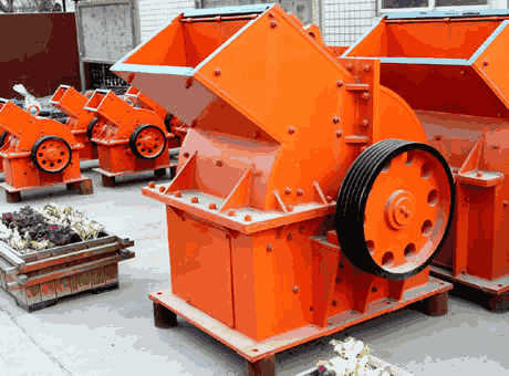 hammer crusher used in mining chemical industry
