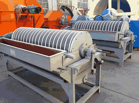 Sousse Tunisia AfricaHigh EndNewLimeMagnetic Separator