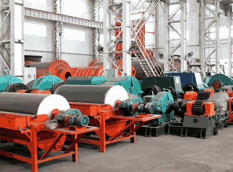 Mineral Processing Plant, Technology, Equipment