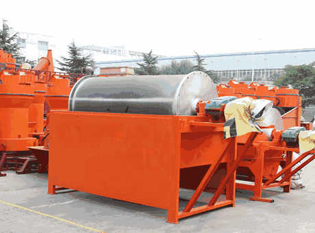 WetHigh Intensity Magnetic Separator,DryDrumMagnetic