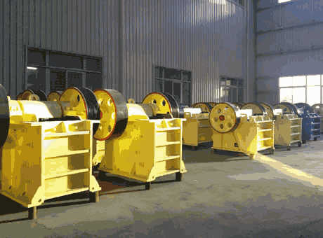 Laxmi En fab Pvt Ltd. Stone Jaw Crusher, Model No.: Ljc