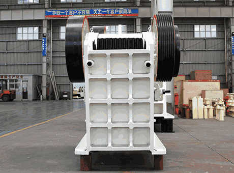 Primary Metal Crusher Machine