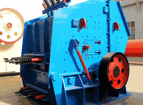 small calcining ore impact crusher in Saudi Arabia West Asia