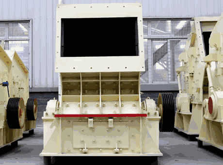 Walvis Bay Namibia Africa high quality large impact crusher sell
