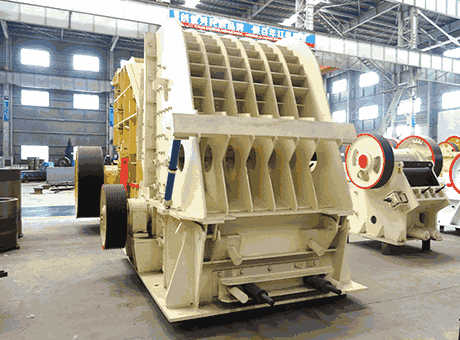 mobile iron ore impact crusher manufacturer in nig