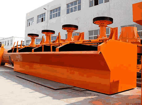 High Efficiency Small Gold MineEquipment Flotation Cell