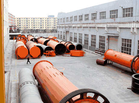 Wet overflowball mill  Yantai JinpengMining equipment