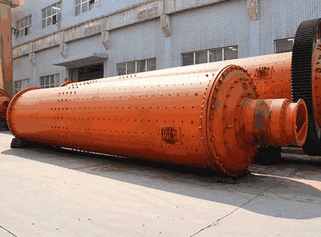 Ball Mill Design/Power Calculation