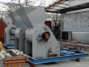 dolomite processing machines