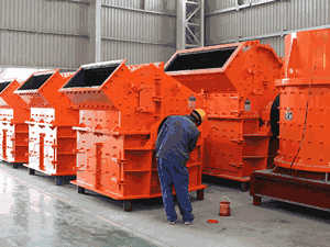Export manufacturer of mining equipment   YAFAN Heavy
