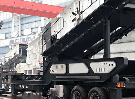 manufacturers of mobile crushers