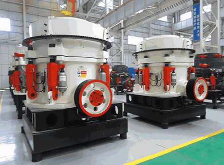 Symons Cone Crusher Parts, MetsoCone Crusher Parts