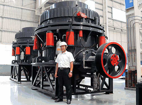 Cone Crusher Parts  Mineral Processing & Metallurgy