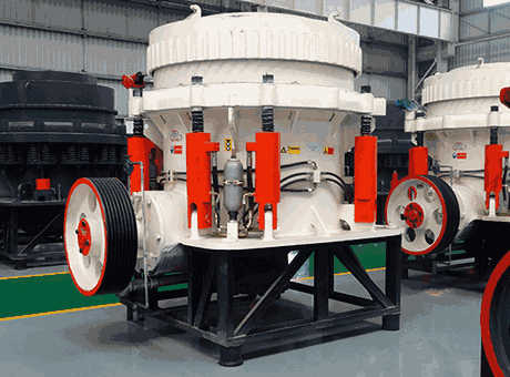 simons cone crusher parts books