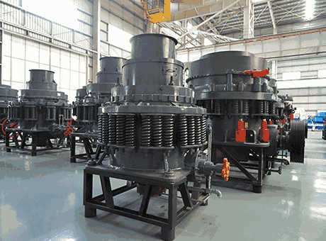 Cone Crusher  Tips of Operation and Regular Maintenance
