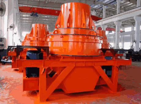 VSI Crushers, ArtificialSand Making Machines