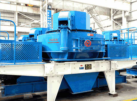 SandProcessing Plant Equipment Crusher For Sale